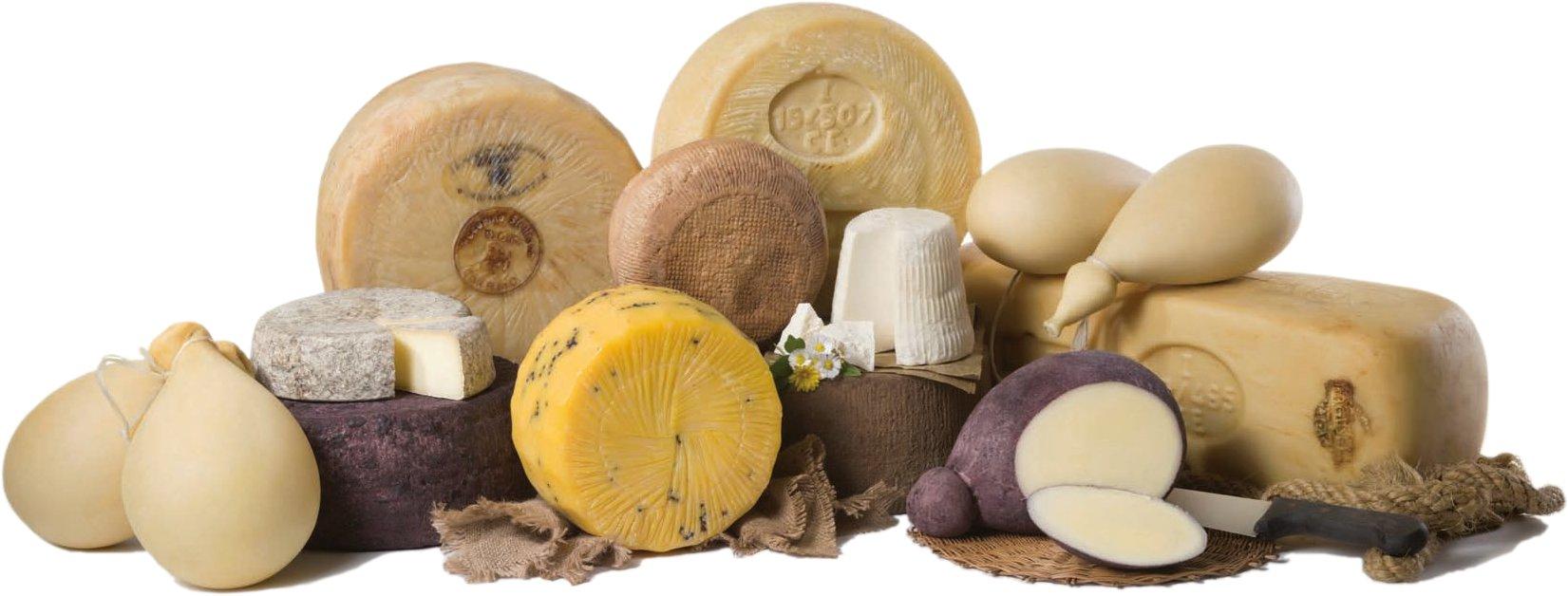 I nostri formaggi Siciliani